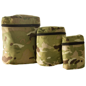 Equipment Pouches - Camouflage