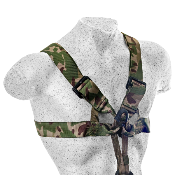 Kite Chest Harness - Camouflage