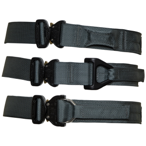 Riggers Belts - Grey