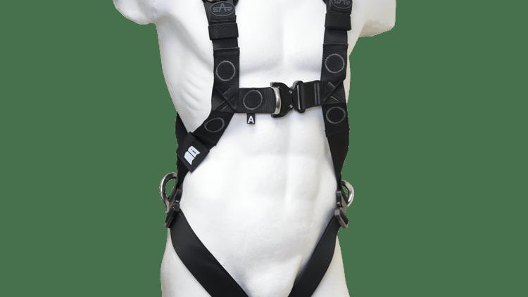 Worker 4 Harness